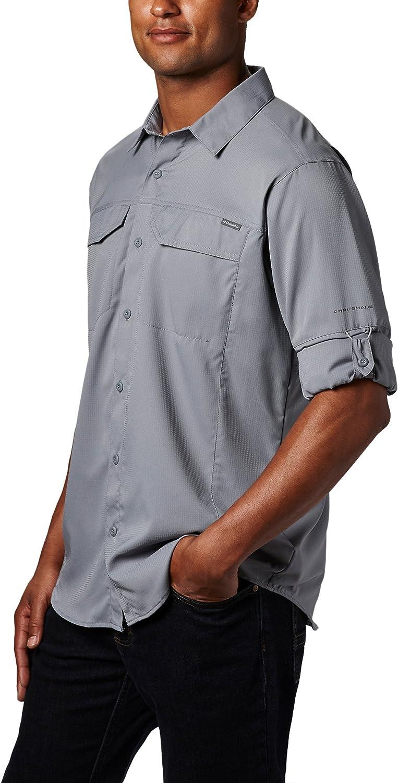 Columbia Mens Silver Ridge Lite Long Sleeve Shirt