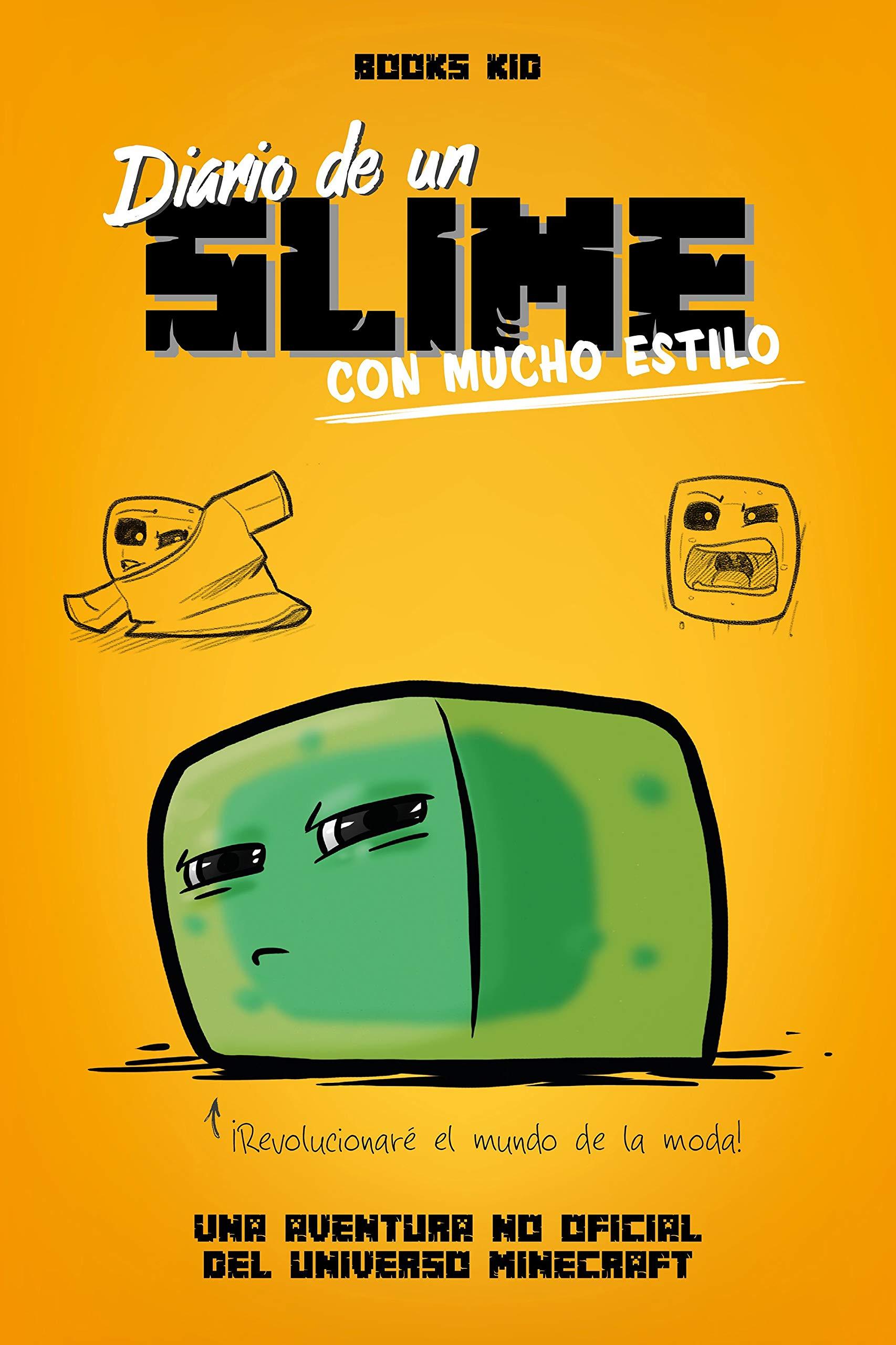 Diario de un slime con mucho estilo