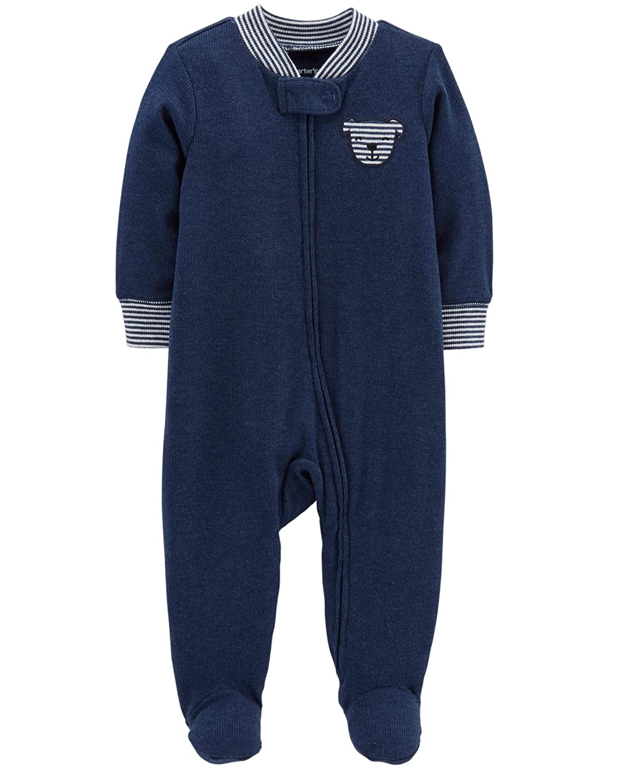 Carter's Baby Boys' Footed Coverall Carter' s