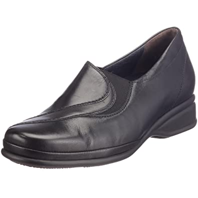 Ria, Chaussures basses femme - Noir, 37.5 EUSemler