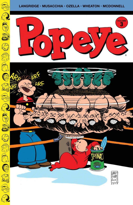 Read Online Popeye Volume 3 pdf