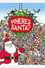 Where's Santa? (Buster Activity) Kindle Edition