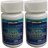 Kirkland Signature Anti-Diarrheal, 400-Count Caplets Personal Healthcare / Health Care