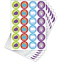 144 Potty Training Stickers