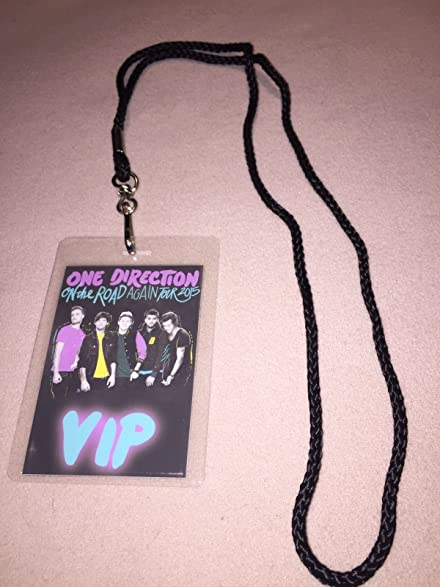 Amazon one direction 1d on the road again 2015 world tour vip one direction 1d on the road again 2015 world tour vip all access backstage meet m4hsunfo
