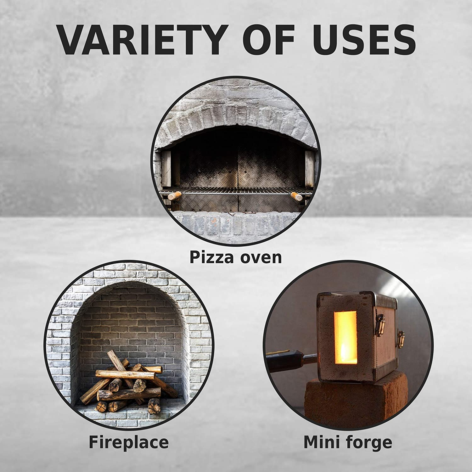 Insulating Fire Brick For Forge Metal Clay Soft Insulated Fire Brick For Pizza Oven Fire Pit