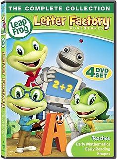 Amazon LeapFrog Letter Factory Kids Pack Leapfrog Movies & TV