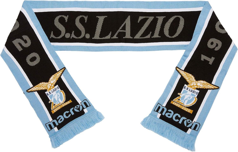 Macron SS Lazio Sciarpa 120 Anni Prodotto Originale