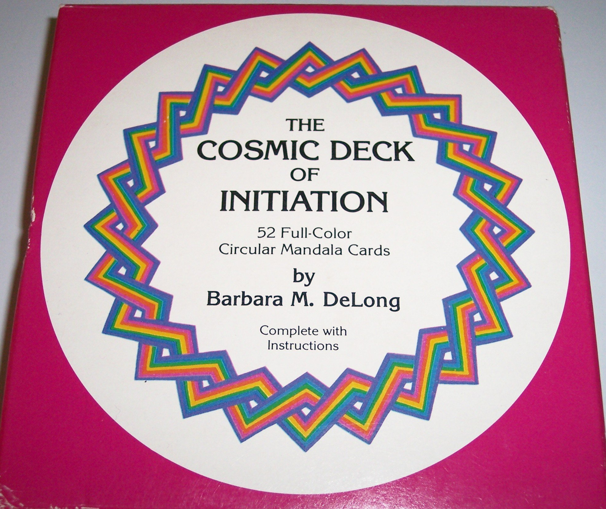 The Cosmic Deck of Initiation, Delong, Barbara M.