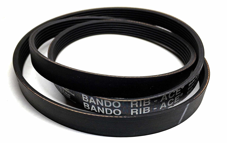 Bando 490J6 POLY V Belt Bando Industrial Grade