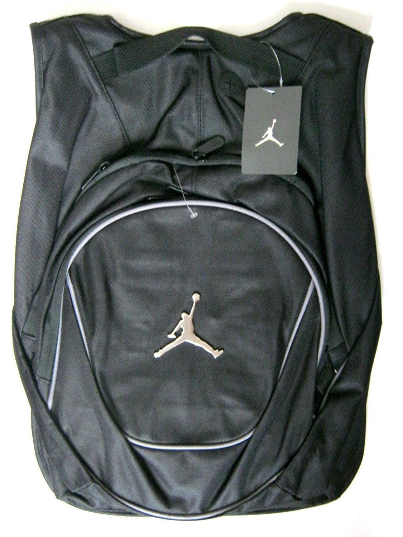 f1b66b3e71 Amazon.com: Nike Air Jordan Jumpman 23 Book Bag Backpack with FREE FIDGET  CUBE: Sports & Outdoors
