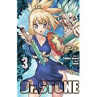 Dr. STONE, Vol. 3