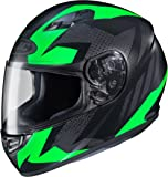 HJC CS-R3 Treague Helmet (MC-4F, Medium) XF-10-0856-1134-05