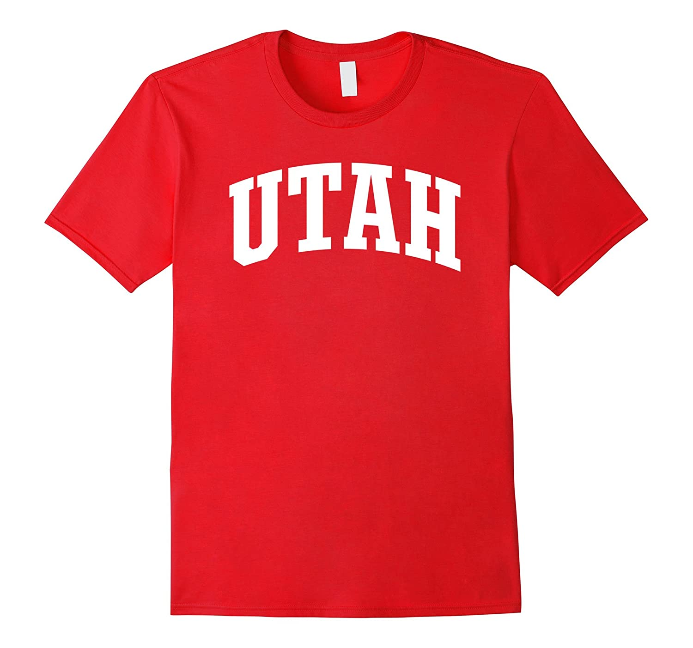 Utah T-Shirt  Utah Sports College-Style Tee Shirts UT-RT
