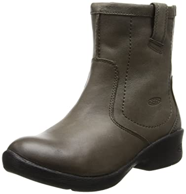 KEEN Women's Tyretread Ankle Chelsea Boot,Warm Stone,5.5 ...