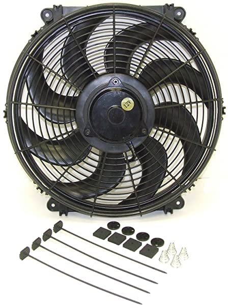 Hayden Electric Fan Wiring Diagram on