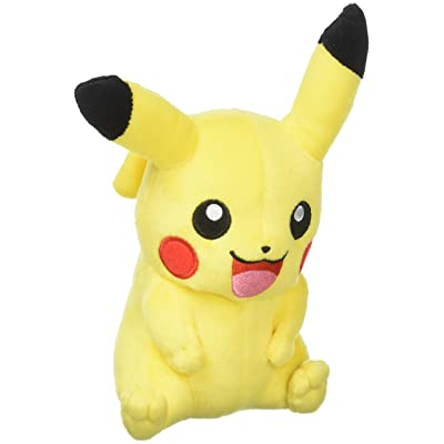 Pokémon Pikachu Plush, Small: Toys & Games