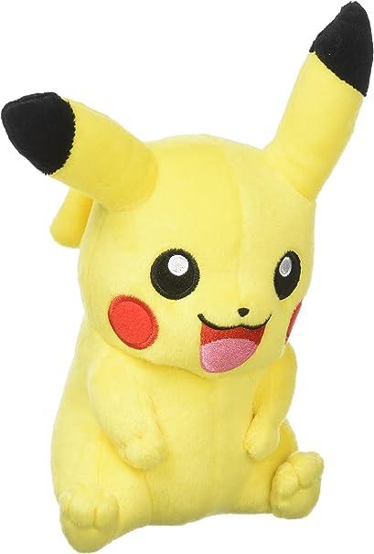 Amazon Com Pokemon Pikachu Plush Small Toys Games