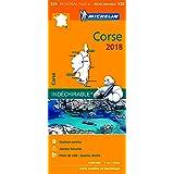 Carte Corse Michelin 2018