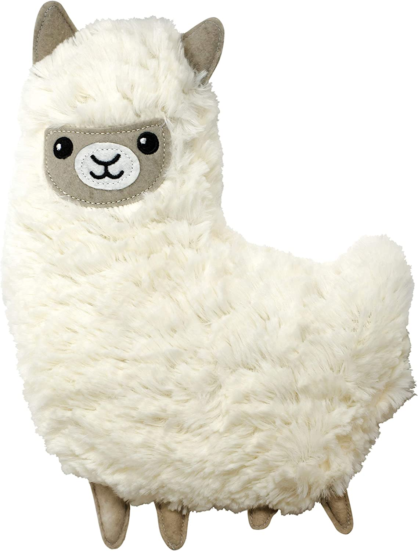 Gamago Huggable Llama - Heats in Microwave to Keep You Warm Lavender Infused