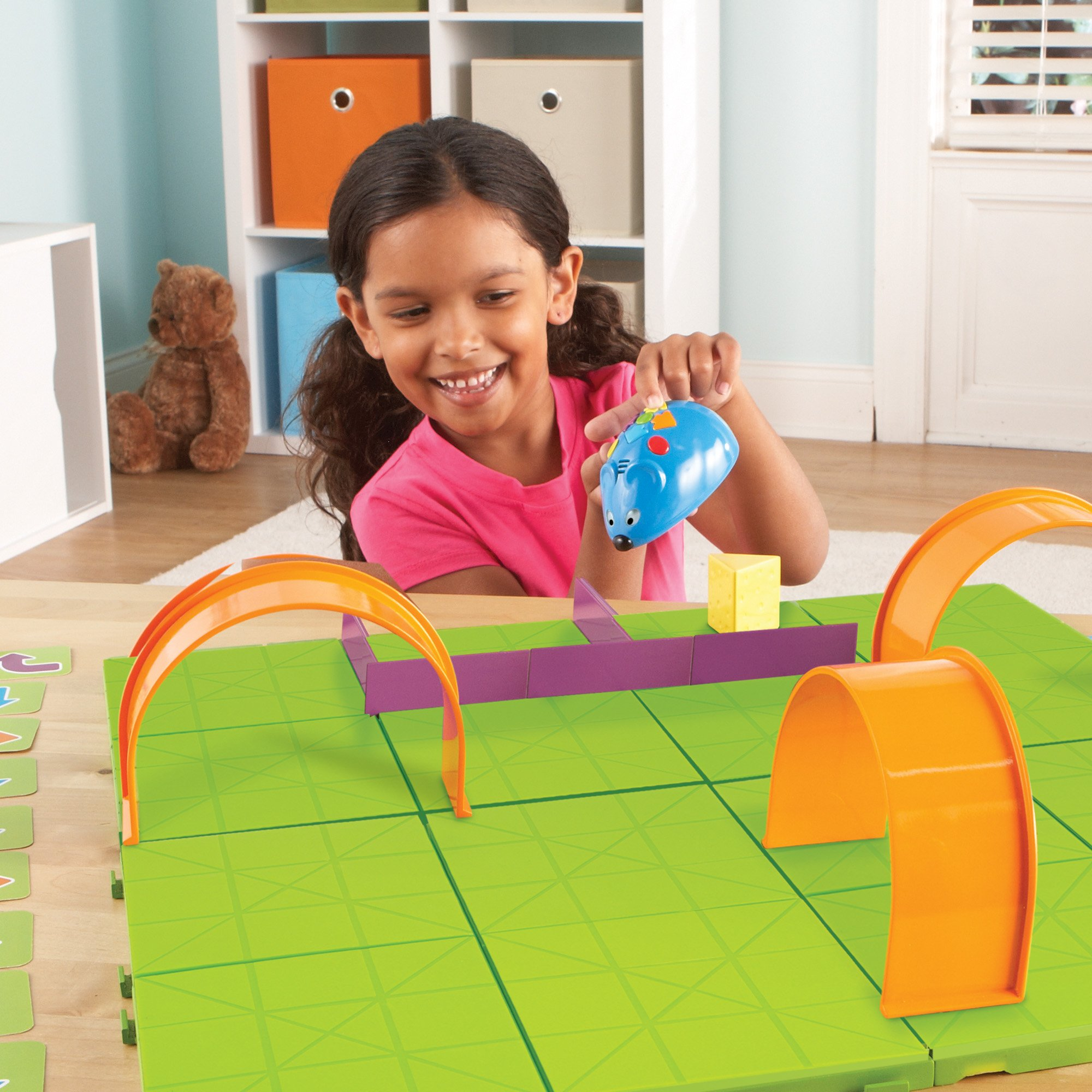 Learning Resources Code & Go Robot Mouse Activity Set, 83 Pieces by Learning Resources (Image #6)