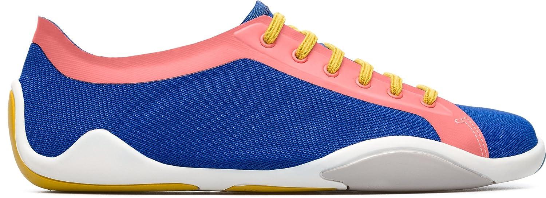Camper Women's Noshu K200351 Sneaker B07563FW5M 36 B EU Medium Blue