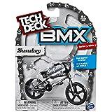 TECH DECK - BMX Finger Bike - Sunday - Black/Grey - Series 5
