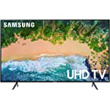 Samsung 75 Inch UHD Smart TV - UA75NU7100KXZN - Series 7 - Black