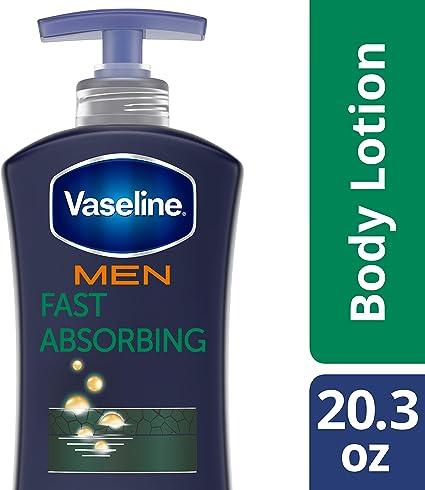 Vaselina hombre Loción Cuerpo y cara, 24.5-ounce botella (Pack de 3): Amazon.es: Belleza