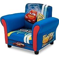 Delta Children Upholstered Chair - Cars, Cars