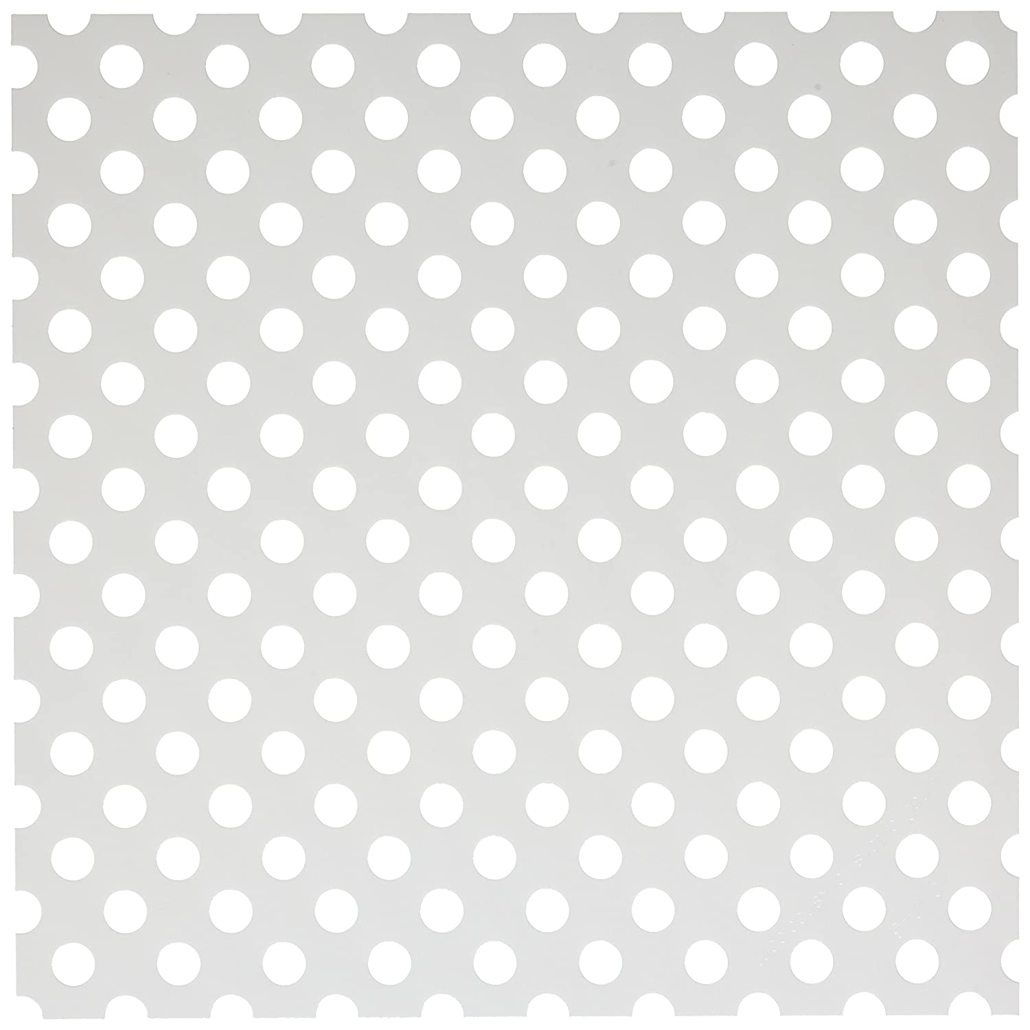 CRAFTERS WORKSHOP Template 12X12, Swiss Dot Notions - In Network 122714