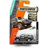Matchbox, 2014 MBX Explorers, '85 Toyota 4Runner [Dark Gray] 37/120