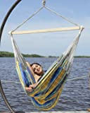 Large Colombian Hammock Chair Lounger - 48 inch