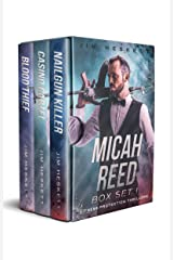 Micah Reed Thriller Box Set 1 (Witness Protection Thrillers) Kindle Edition