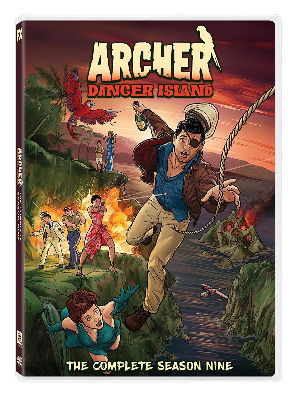 Amazon com: Archer: Danger Island Season 9: ARCHER: DANGER