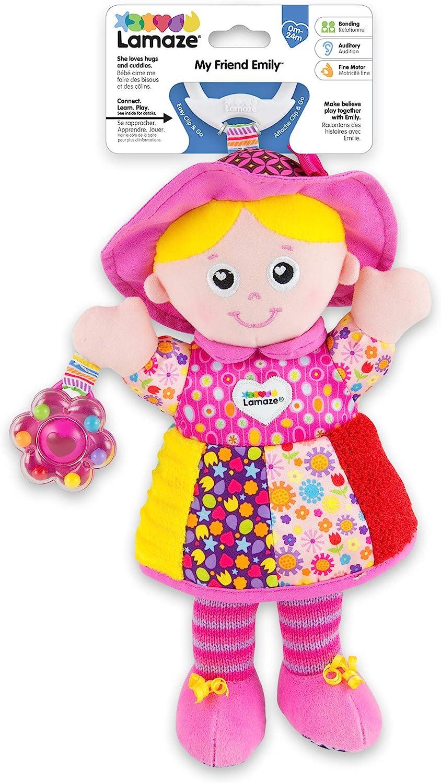 Lamaze Mi Amiga Emiliy Juguete Bebé (BIZAK 30697026) , color/modelo surtido