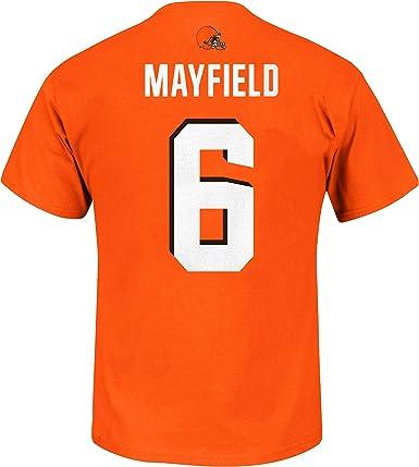 baker mayfield tshirt jersey