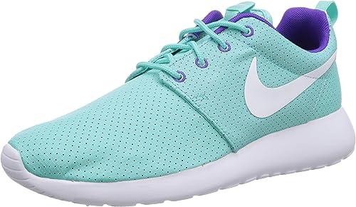 Nike Roshe Run - Zapatillas de Running Mujer, Turquesa (Turquoise ...