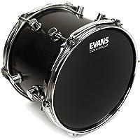 Evans Hydraulic Black Drum Head, 16 Inch - TT16HBG