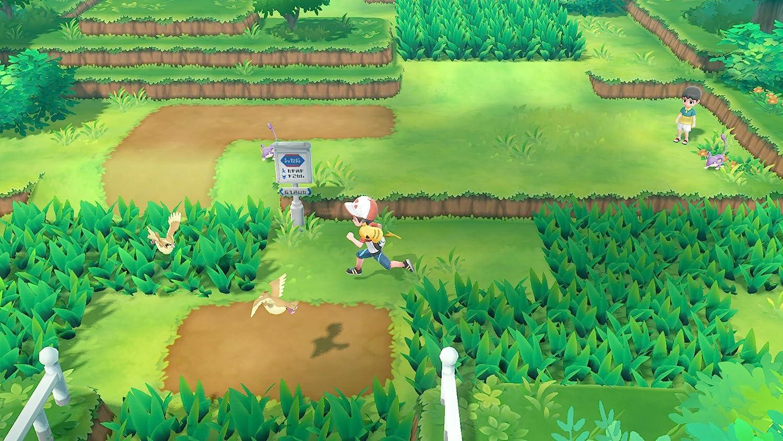 Pokemon Lets Go Eevee for Nintendo Switch [USA]: Amazon.es: Nintendo of America: Cine y Series TV