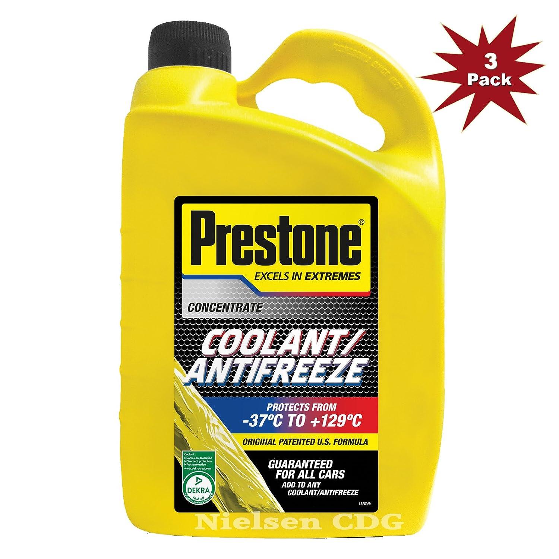 Prestone Antifreeze/Coolant Concentrate Extended Life-3x4=12L