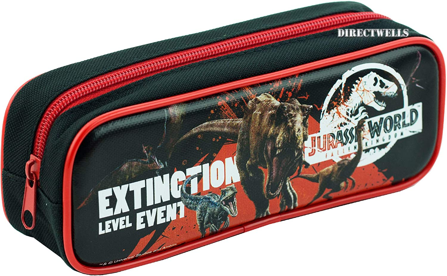 Jurassic World Extinction Level Event Authentic Licensed Wallet-2 PCS