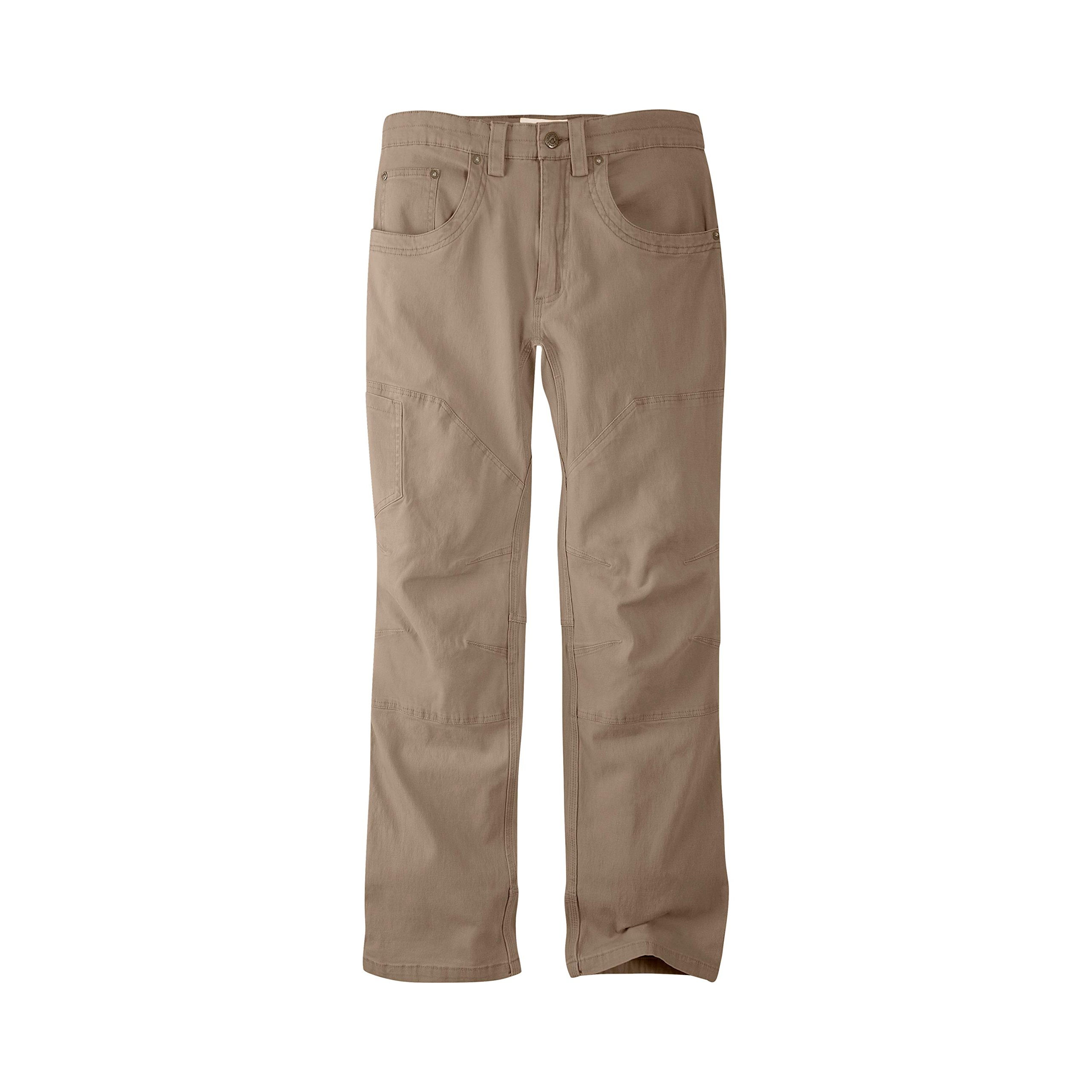 Mountain Khakis Men's Camber 107 Pant Classic Fit, Classic Khaki, 34W 32L by Mountain Khakis