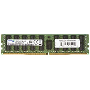 Samsung DDR4 2133MHzCL15 16GB RegECC 2Rx4 (PC4 2133) Internal Memory M393A2G40DB0-CPB