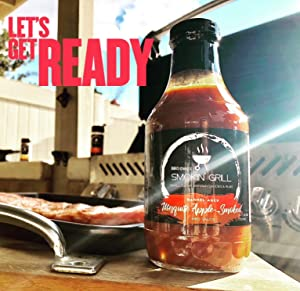 Barrel Aged, Hand Crafted Mesquite Apple-Smoked BBQ Sauce | BBQthingz