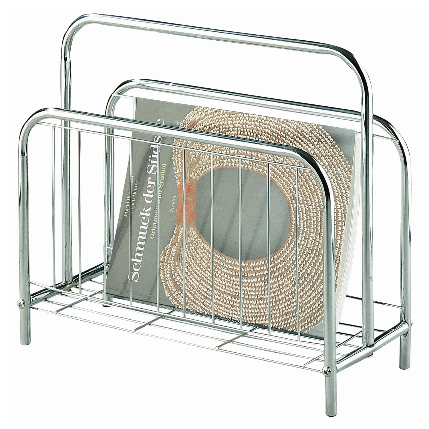 HAKU Furniture 60232 Magazine Rack, 39 x 35 x 18 cm