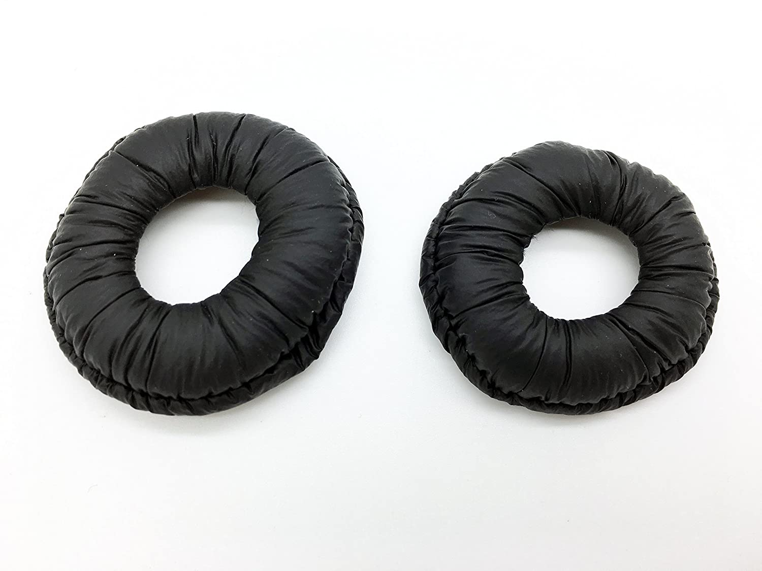 avimabasics 1-pair Leatherette耳クッションwithoutプラスチックリングfor Plantronics cs50 cs55 cs55h h141 h141 N p141 p141 N m170 m175 ct12 ct14 s10 t10 t20   B071ZWF7T9