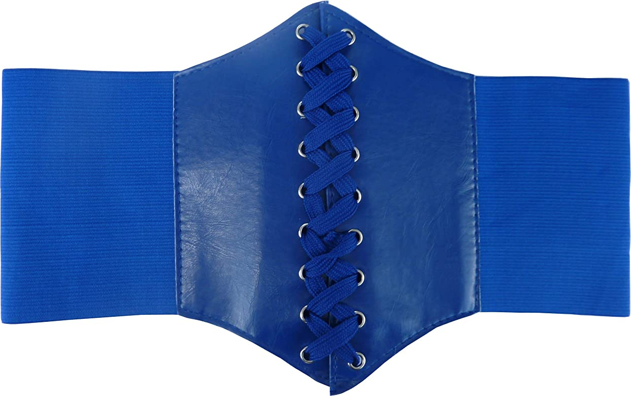 Spring Fever Womens Steel Boned Lace Underbust Breathable Waist Diet Corset