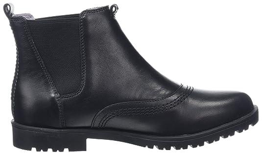 2bff31dd Kickers Women's Lachly Chelsea Boot Lthr Af (Black), 7 UK 41 EU:  Amazon.co.uk: Shoes & Bags