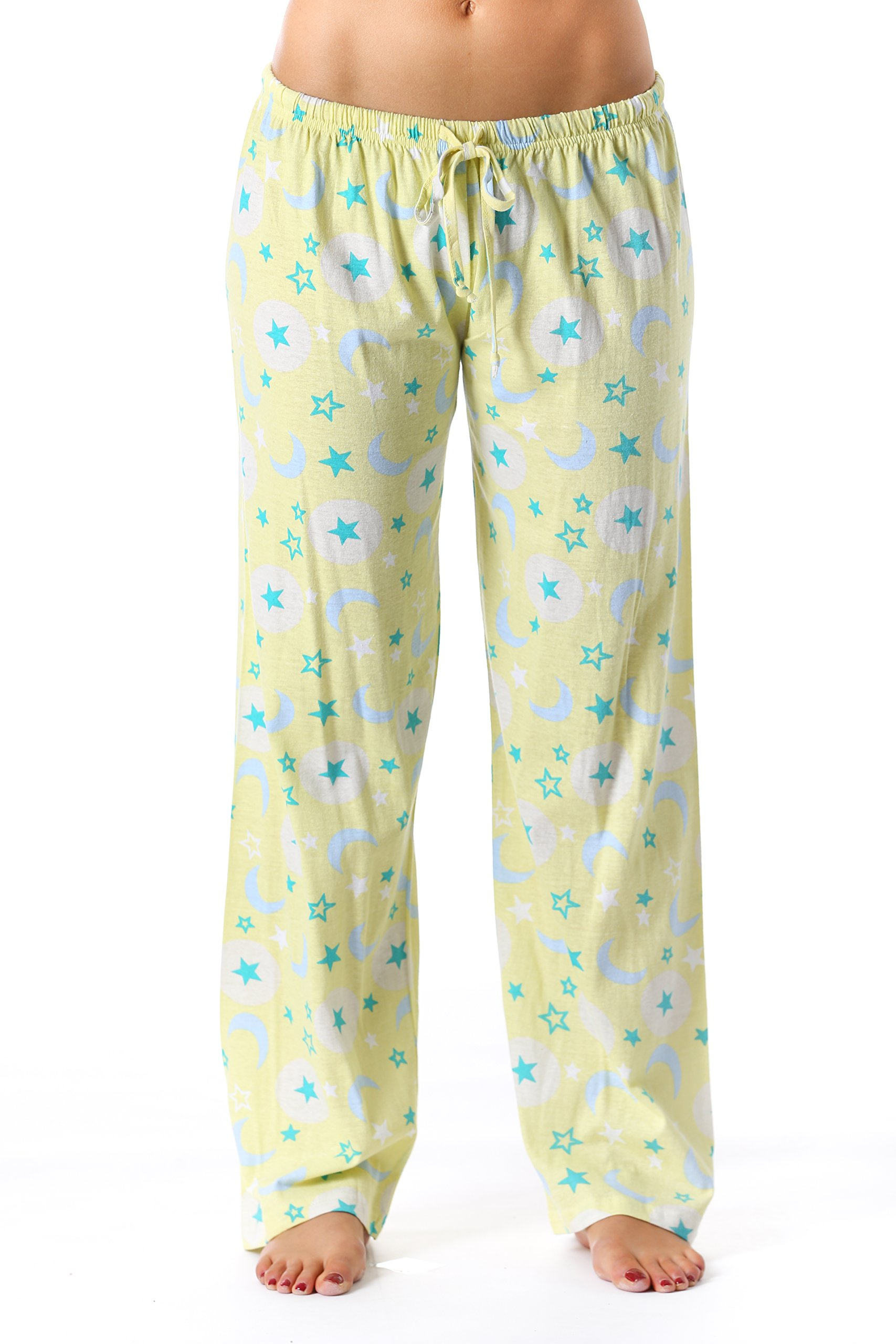 Just Love 6324-10061-S Women Pajama Pants/Sleepwear, Celestial Glow, Small by Just Love (Image #1)